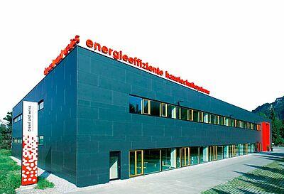 Firmensitz Drexel und Weiss in Vorarlberg
