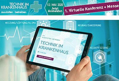 TGA Technik im Krankenhaus Virtuelle Messe
