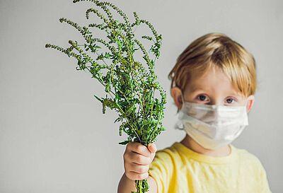 Pollenallergie - Was hilft wenn Blütenstaub zur Plage wird?